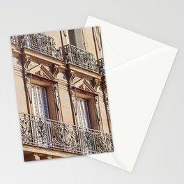 Bonjour - Paris Windows Stationery Cards