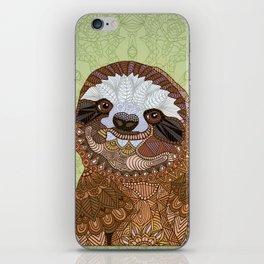 Smiling Sloth iPhone Skin