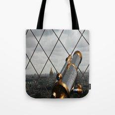 Paris Heights Tote Bag