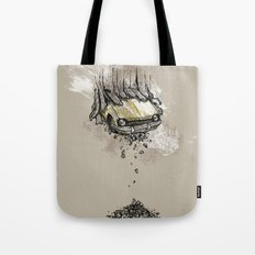It's here daddy! Tote Bag