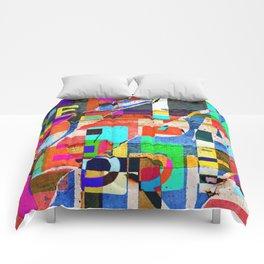 Colage 1 Comforters