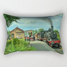 Bodiam Norweigan Rectangular Pillow