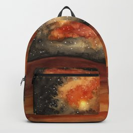 Beautiful Galaxy II Backpack