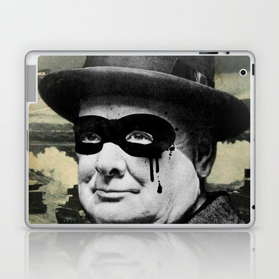Churchill Laptop & iPad Skin