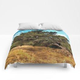 Olive Tree Comforters