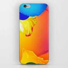Flower in color spring iPhone & iPod Skin