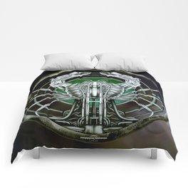 """Astrological Mechanism - Cancer"" Comforters"