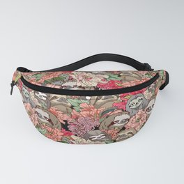 Because Sloths Fanny Pack