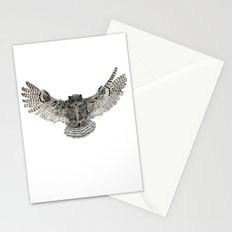 Inked flight Stationery Cards