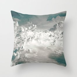 Finding Forever Throw Pillow