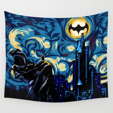 Starry Knight iPhone 4 4s 5 5c 6, pillow case, mugs and tshirt Wall Tapestry
