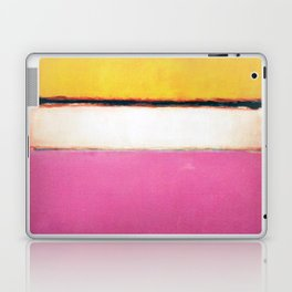 1950 White Center by Mark Rothko HD Laptop & iPad Skin
