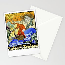 Tales of the Trident:Poseidon with Title Stationery Cards