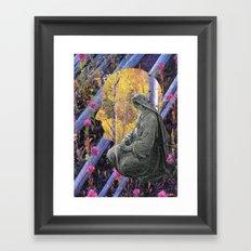 Two Souls Framed Art Print