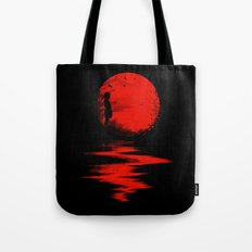The Land of the Rising Sun Tote Bag