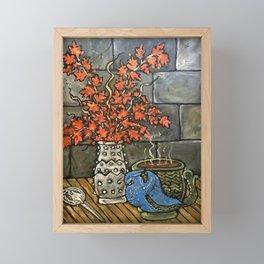 GOT Coffee? Framed Mini Art Print