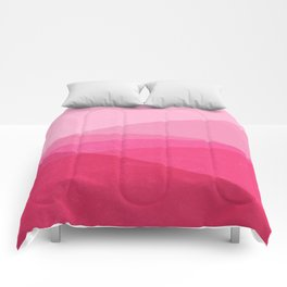 Stripe XI Cotton Candy Comforters