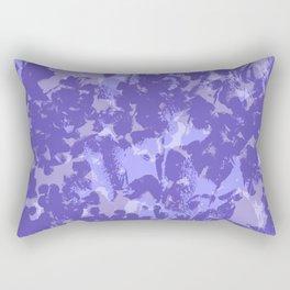 Lavender and Sage Rectangular Pillow