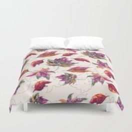 Maple Pattern Duvet Cover