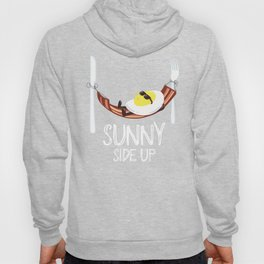 Funny bacon fried egg design - perfect gift Hoody