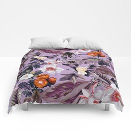 Crocus Petal Comforters