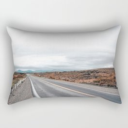 Patagonic road Rectangular Pillow
