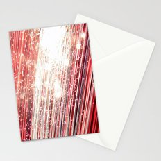 wall of red Stationery Cards