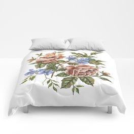Rustic Florals Comforters