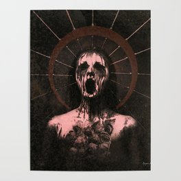 Our Lady of Rust and Anguish Poster