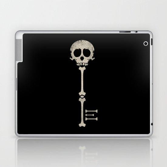 Skeleton Key Laptop & iPad Skin