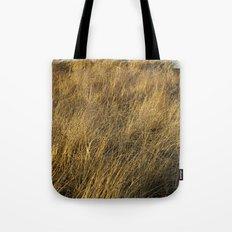 Montauk Grass Sand Dunes Tote Bag