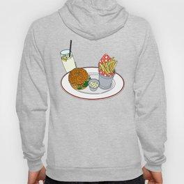 Burger, Chips and Lemonade Hoody