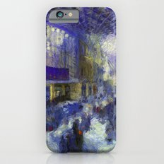 Kings Cross Station Van Gogh iPhone 6s Slim Case