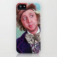 Willy Wonka Slim Case iPhone (5, 5s)
