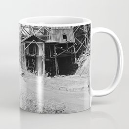 Abandoned Tipple of Mine Which Exploded Last December  Coffee Mug