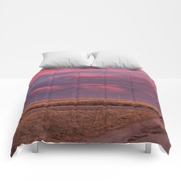 East of Sunset Comforters