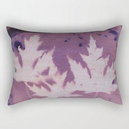 Cyanotype No. 11 Rectangular Pillow