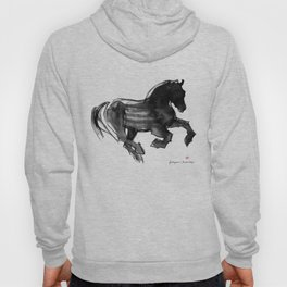 Horse (Devil cantering) Hoody