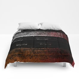 Grunge Chaos Comforters