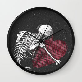 FEELING ALIVE Wall Clock