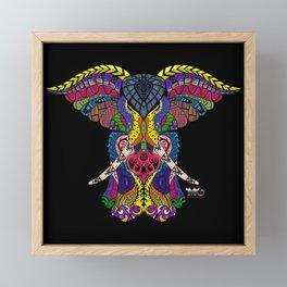Mashaka Framed Mini Art Print