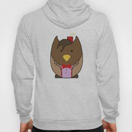 11th Owl - Doctor Who Hoody