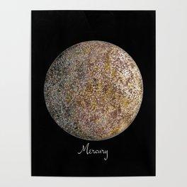 Mercury #2 Poster