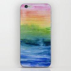 Fade Into Rainbows iPhone & iPod Skin