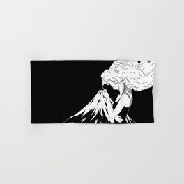 Head in the Clouds Hand & Bath Towel