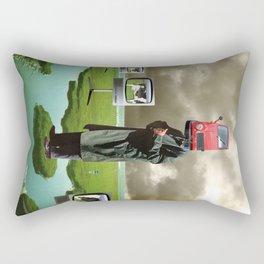 Traum und Realität 1 Rectangular Pillow