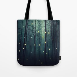 Enchanted Trees Tote Bag