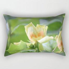 Tulip Tree - Liriodendron Rectangular Pillow