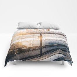 The torrent inside Comforters