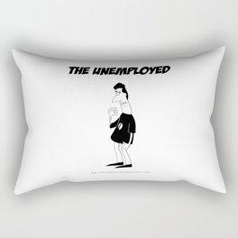 The Unemployed - Sam Rectangular Pillow